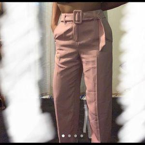 Topshop Pegleg trousers